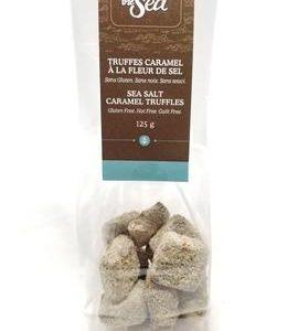 TRUFFES CHOCOLAT CARAMEL FLEUR DE SEL