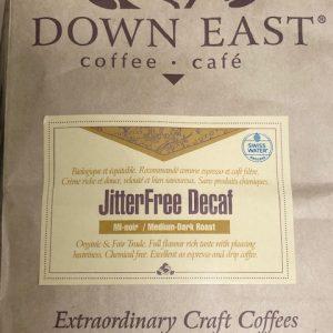 CAFÉ JITTERFREE DÉCAF 1 LB